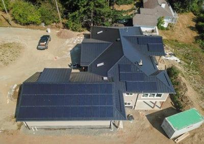 Campbell River – Solar Grid-tie